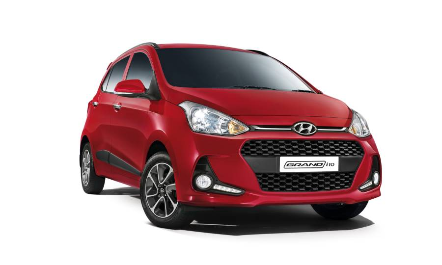 Hyundai Grand i10 2017 Free HD Image Download