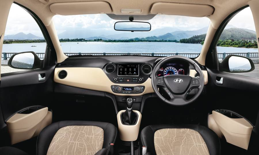 Hyundai Grand i10 2017 Interior
