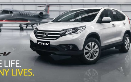 Honda CRV Expert Review