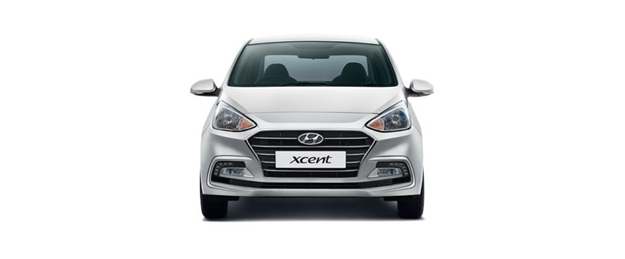 2017 Hyundai Xcent Front View
