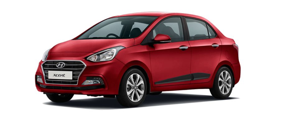 Hyundai xcent facelift expert review advantage for Hyundai xcent exterior