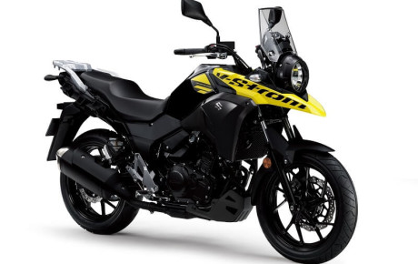Upcoming Suzuki V-Strom 250 Bike
