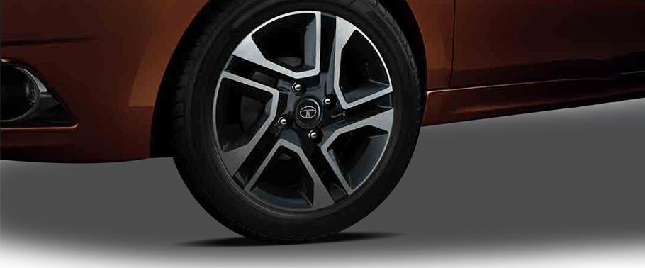 Tata Tigor Alloy Wheel