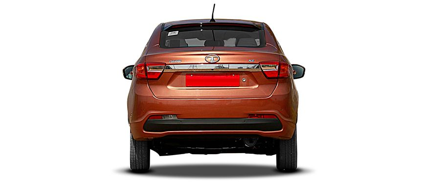 Tata Tigor Back View