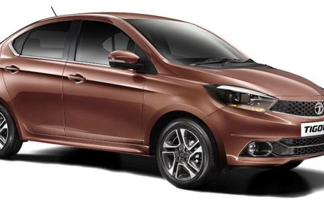 New Tata Tigor Launched in India at Rs. 4.88* Lakhs