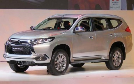 Mitsubishi Company will be launching New Mitsubishi Pajero Sport SUV in last of the year