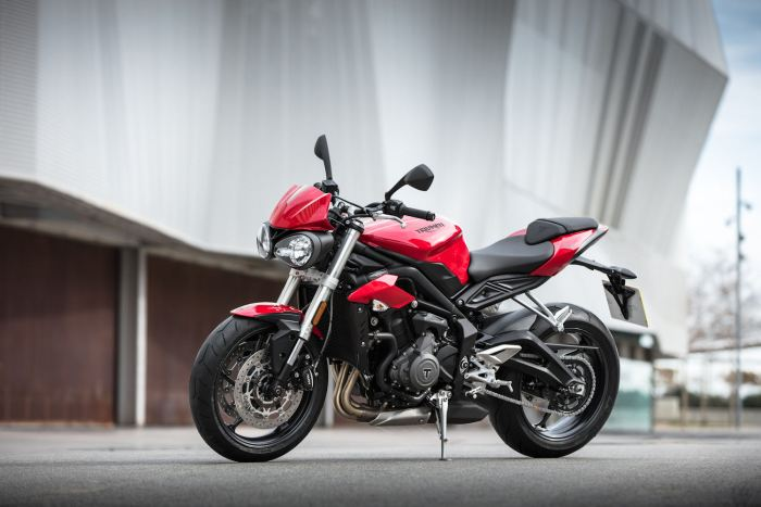 Triumph Street Triple Expert Review