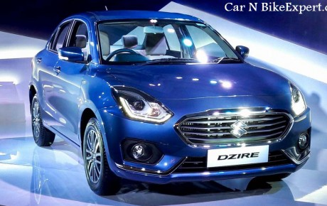 Maruti Suzuki Swift Dzire (2017) Expert Review