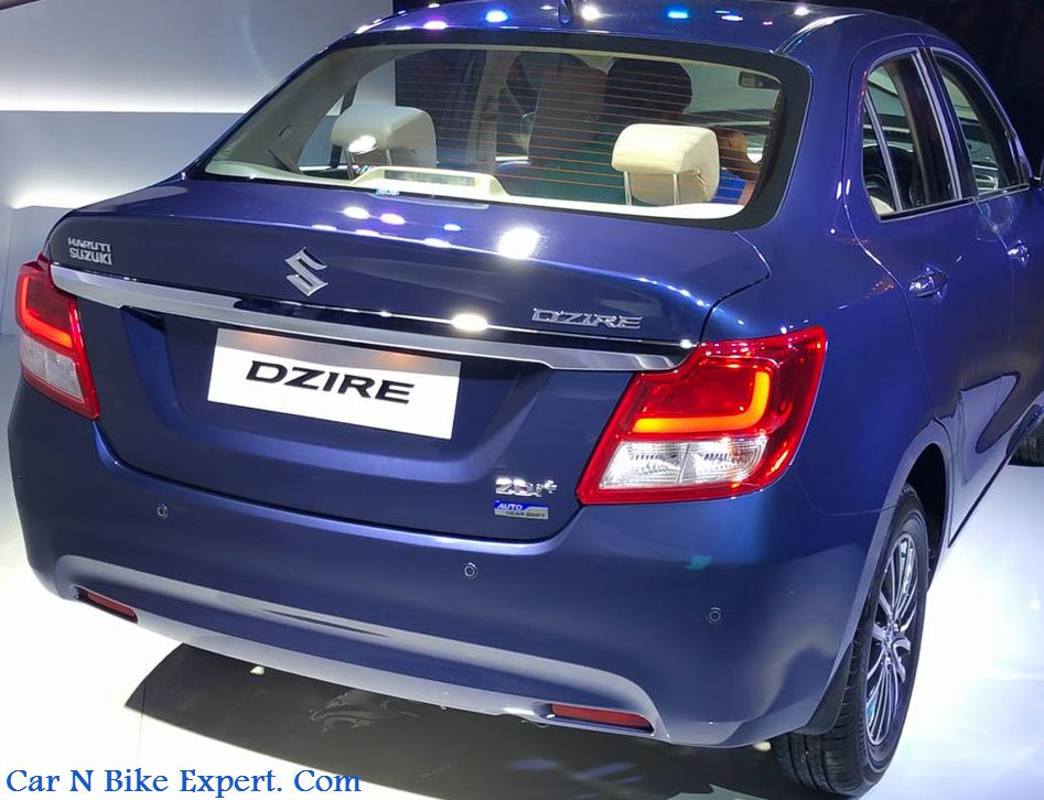2017 Maruti Suzuki Swift Dzire Expert Review, Advantage ...