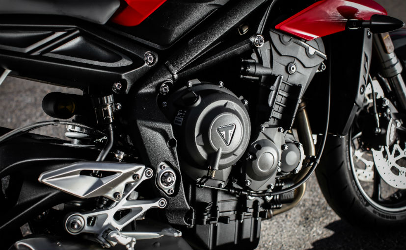 triumph-street-triple engine & Performance