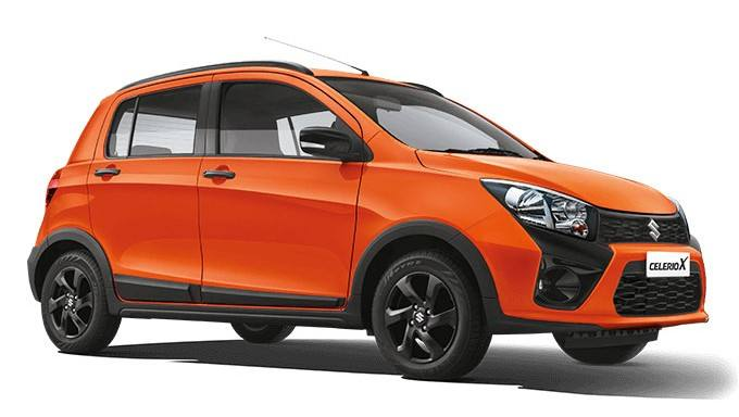 New Maruti Suzuki Celerio X Launched In India