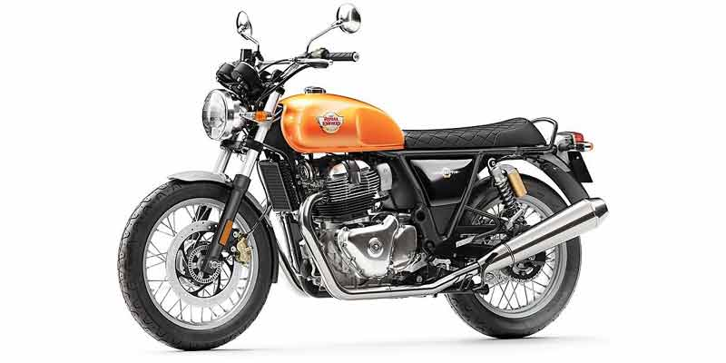 New Royal Enfield Interceptor 650 launched in India