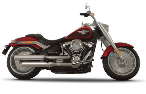 Harley Davidson Fat Boy Free HD Images