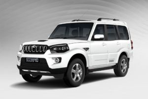 Mahindra Scorpio HD Images Download