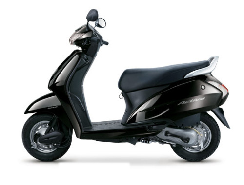 Honda Activa 4G Side View