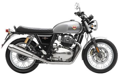 Royal Enfield Interceptor 650 Free HD Wallpaper