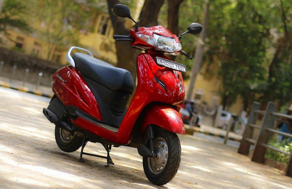 Honda Activa 4G HD Wallpaper
