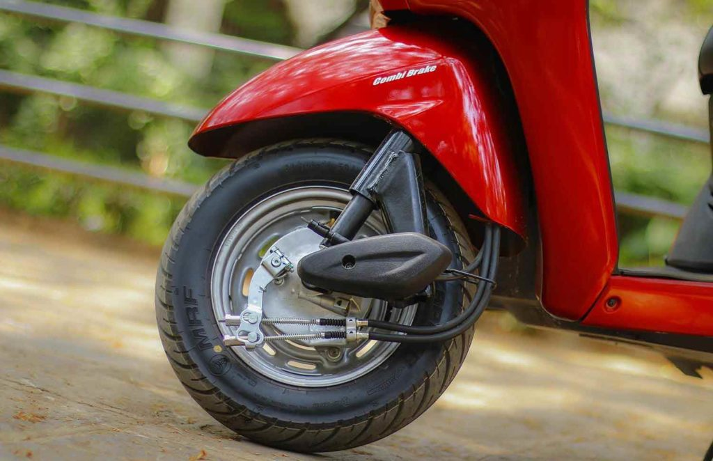 Honda Activa 4G Suspension