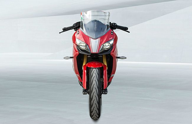 Car N Bike Expert 187 Tvs Apache Rr 310 Front View Hd Picture