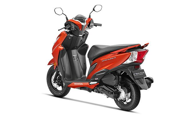 Honda Grazia HD Picture