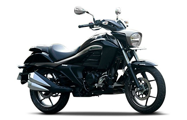 Suzuki Intruder 150 HD Wallpaper