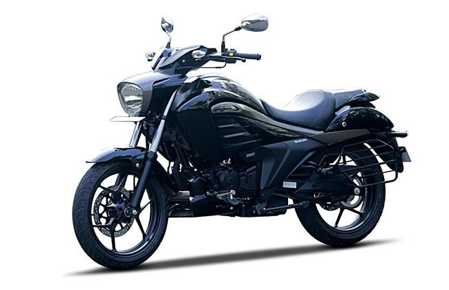 Suzuki Intruder 150 HD Picture