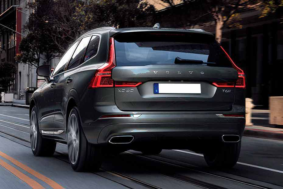 Volvo XC60 HD Pictures