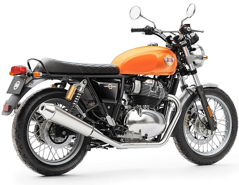 Royal Enfield Interceptor 650 HD Picture