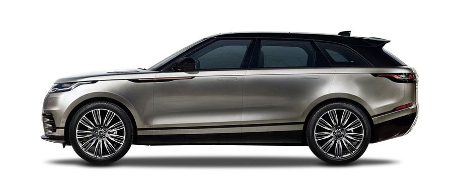 Land Rover Range Rover Velar side view