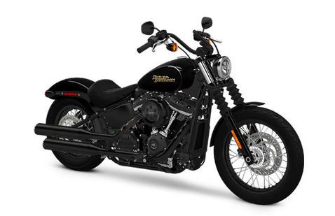 Harley Davidson Street Bob HD Pic Download