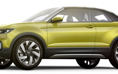 Upcoming Volkswagen T-Cross launched in India coming soon