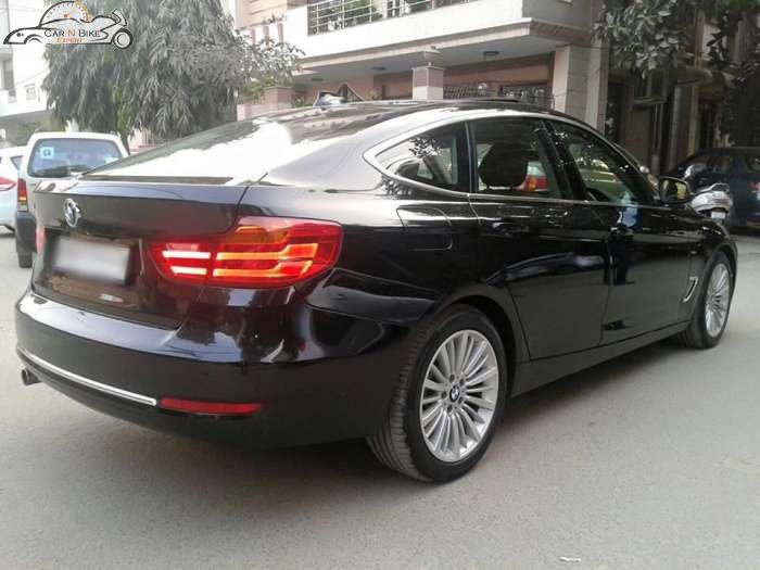 Car N Bike Expert 187 Bmw 3 Series 320d Gt Luxury Line 2014